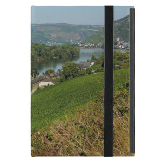 iPad mini covering central Rhine Valley with Lorch iPad Mini Case