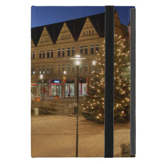 iPad mini covering city victories market place Cover For iPad Mini