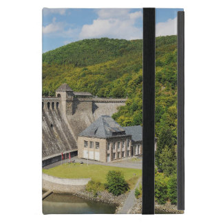 iPad mini covering Edersee concrete dam in the iPad Mini Cover