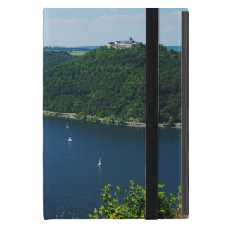 iPad mini covering Edersee with closed forest-hits Covers For iPad Mini