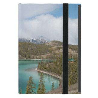 iPad mini covering Emerald Lake iPad Mini Cover