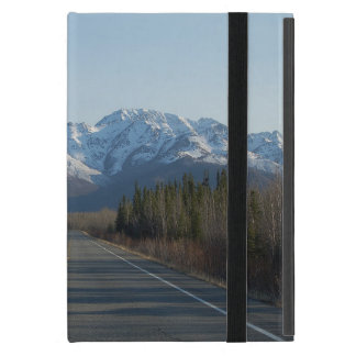 iPad mini covering highway in Alaska iPad Mini Cases