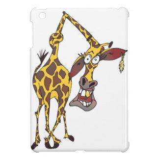 iPad mini covering motive: moved giraffe Cover For The iPad Mini