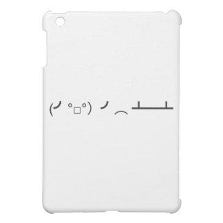 (╯°□°)╯︵ ┻━┻ iPad MINI COVERS
