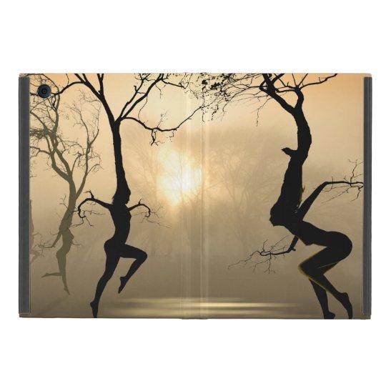 iPad Mini Dancing Trees Cover For iPad Mini