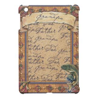 iPad Mini for Men - Grandpa & Fishing iPad Mini Cover