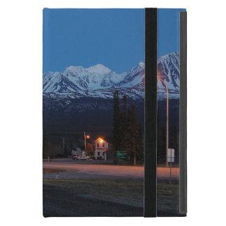 iPad Mini funda bosquecillo Junction hora azul