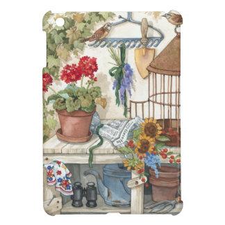 iPad Mini Gardener's Bench iPad Mini Cases