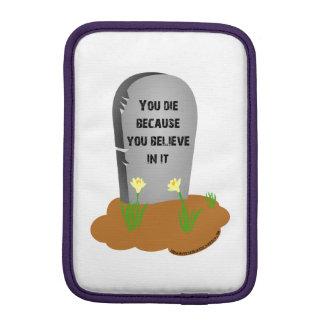 "iPad Mini/Pad & 11/13"" macbook air Sleeve Death is"