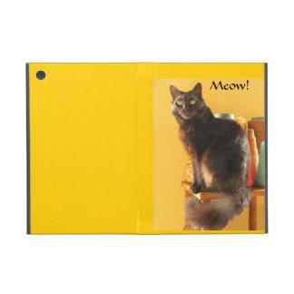 iPad Mini-Powis - Cat with yarn Cover For iPad Mini