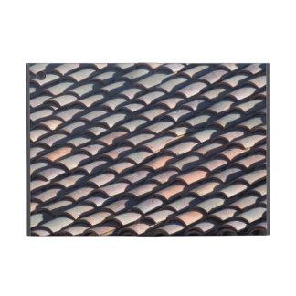 iPad Mini Powis - Clay Roof Tiles iPad Mini Covers