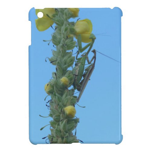 ipad mini: Praying Mantis Pair Mating Cover For The iPad Mini