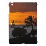 Ipad mini QPC - puesta del sol hawaiana