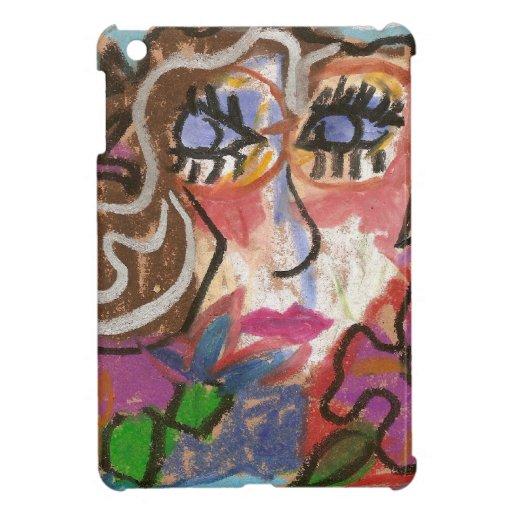 Ipad Mini QPC template iPad Mini Case -Pastel dool