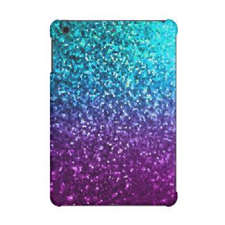 iPad Mini Retina Case Mosaic Sparkley Texture