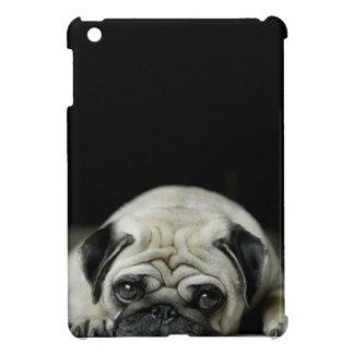 iPad Mini Sad Pug Protective Case Cover For The iPad Mini