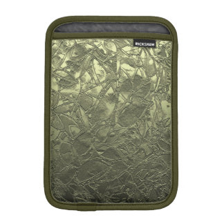 iPad Mini Sleeve Floral Relief Abstract