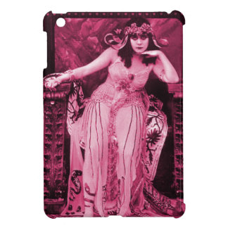 iPad Mini Theda Bara Cleopatra Pink Cover For The iPad Mini