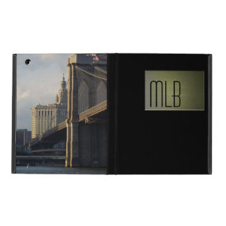 iPad Monogrammed Case LH iPad Cover