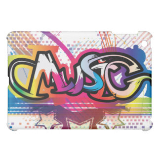 iPad Music Graffiti Case iPad Mini Covers