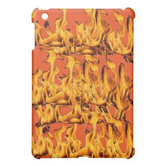 'IPAD ON FIRE' CASE FOR THE iPad MINI