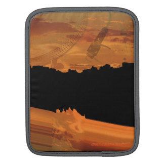 """ipad or 10"""", 13"""", 15"""" laptop case, turntable art iPad sleeves"""