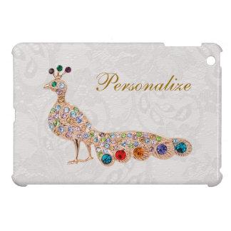 iPad personalizado impresión de las joyas del pavo iPad Mini Carcasa
