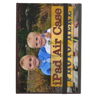 iPad Personalized Photo Cases for iPad AIR