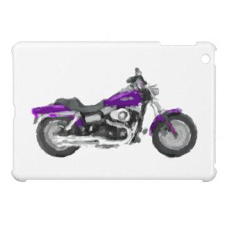 iPad pintado a mano gordo del arte de Harley FXDC
