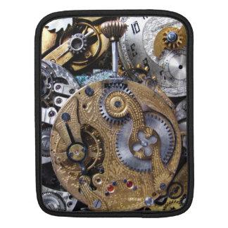 iPad Pocket Watch - Steam powered Gears! Sleeves For iPads