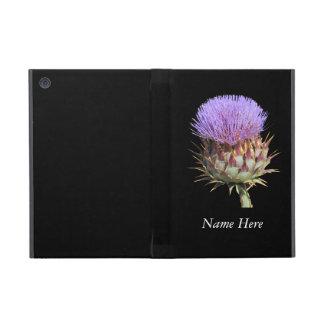 iPad Powis Mini - Thistle and Name Case For iPad Mini