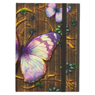 iPad Powiscase del arte 6 de la mariposa