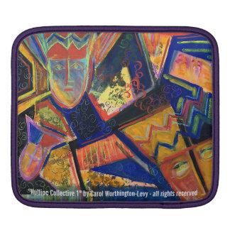 iPad Primitive Art Petroglyph Sleeve