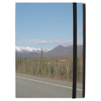 "iPad pro covering highway in Alaska iPad Pro 12.9"" Case"