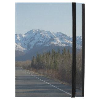 iPad pro covering highway in Alaska iPad Pro Case