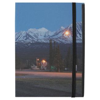 iPad pro funda bosquecillo Junction hora azul