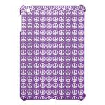 iPad púrpura del signo de la paz mini iPad Mini Funda