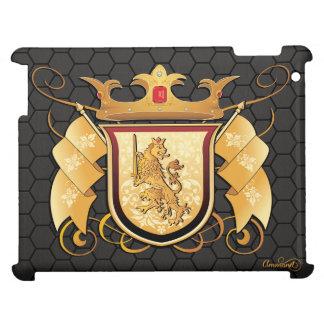 iPad real del escudo del león