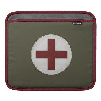 "iPad Rickshaw Sleeve ""Medical Kit"" iPad Sleeve"