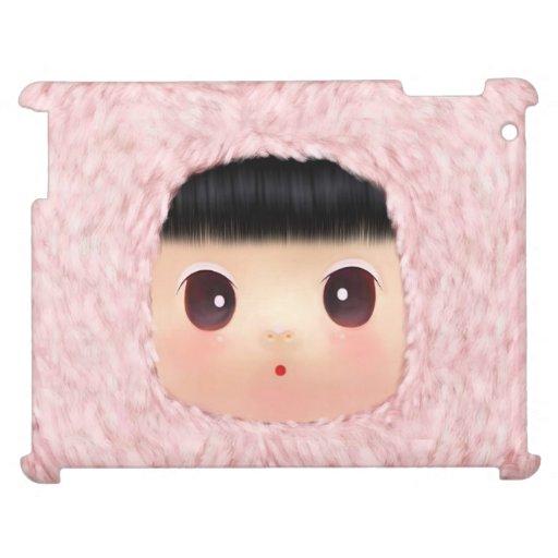 iPad rosado de Yaya