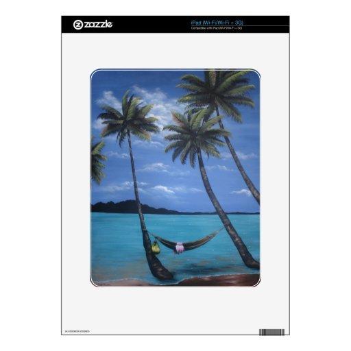 iPad Skin (Seascape )