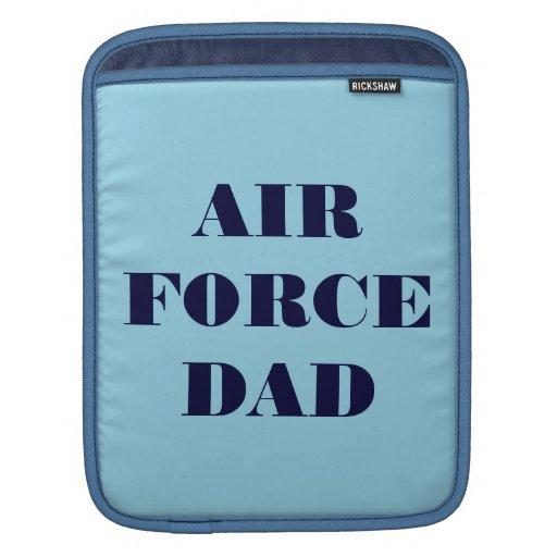 Ipad Sleeve Air Force Dad