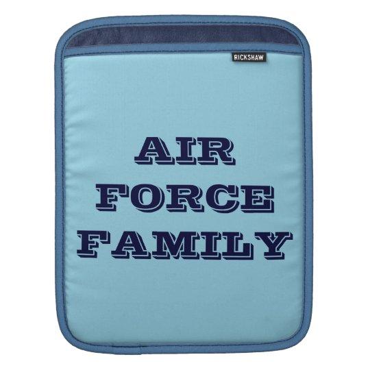 Ipad Sleeve Air Force Family