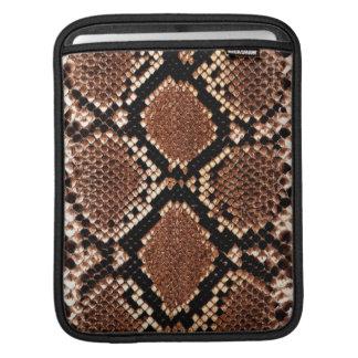 iPad Sleeve -  Boa Snakeskin
