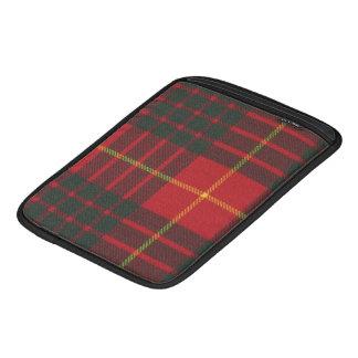 iPad Sleeve Cameron Clan Modern Tartan Print