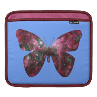 iPad Sleeve Cosmic Butterfly