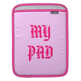 Ipad Sleeve Cover Case Handmade!