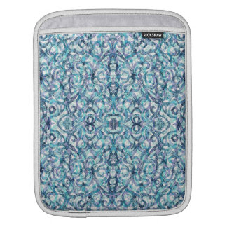 iPad Sleeve Floral abstract background