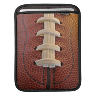 iPad Sleeve - Football Laces Live