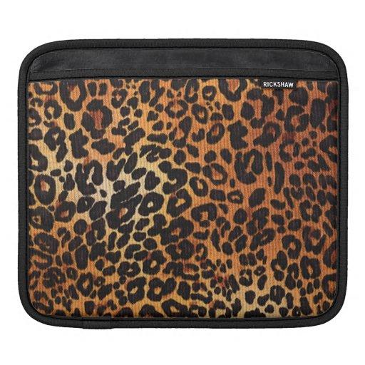 iPad Sleeve in Leopard
